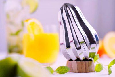 citruspers in houder